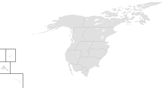 Districts of the American Imperium