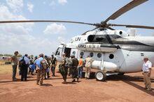 UN-evacuates