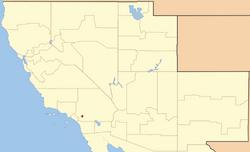 Surrey Creek Locator Map.png
