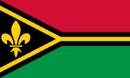 Flag of Bénieîle