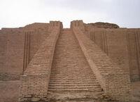 Eternal flme temple