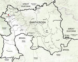 Municipalities of Santa Rosa