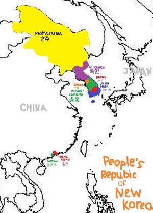 Newkorea asia