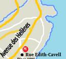 Rue Edith-Cavell