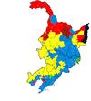 Manchu election map (contituences) 2015