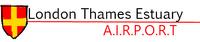 London Thames Airport Logo Alton