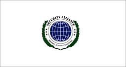 Security Alliance Flag