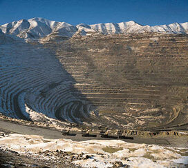 Silwain Open Cast Mine