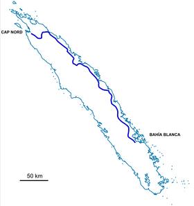 AP 1 map