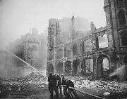 London WW2 Meridian