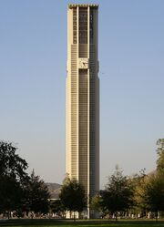 Bell Tower at UIR