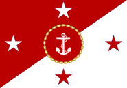 Flag of the Allied States Navy