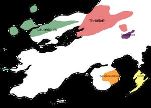 Elven Kingdoms third era