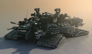 Annihilator-class Mobile Fortress