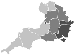 Wessex Population Density Maps