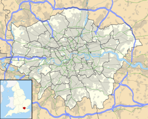 London and Newhaven City Map.png