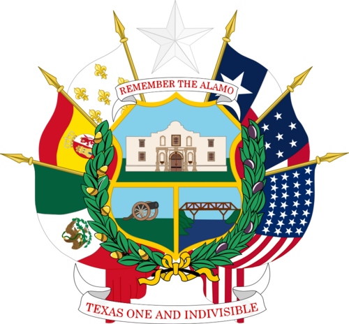 Seal of the Kingdom of Texas