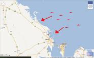 TFD Dammam map 11 Feb