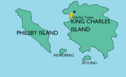 King Charles Islands
