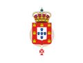 Flag John V of Portugal with Order of Christ.png