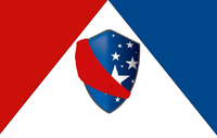 Flag of the President of Washingtonia