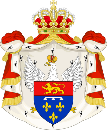 Tsardom of Kamenia (CoA)