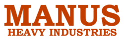 Logo of Manus Heavy Industries