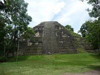 Great temple ixotle