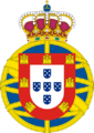 Coat of arms of the United Kingdom of Portugal, Brazil and the Algarves.png