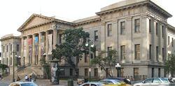 Royal Monetary Authority of Sierra Building