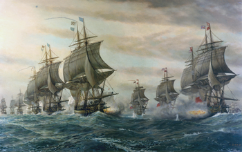 Battle of Port Kane