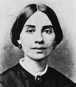 Cecilia Rosa Mas in 1855