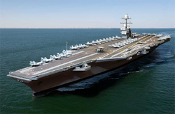 Gerald Ford class Carrier