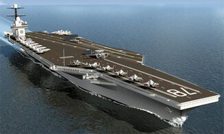 Halurean Aircraft Carrier