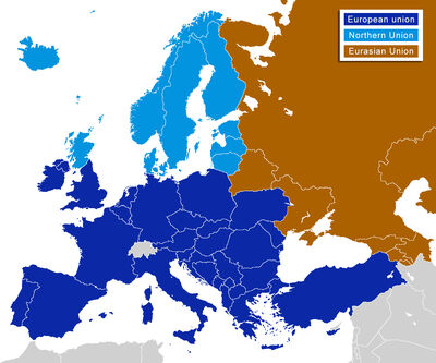 Unions in Europe