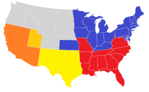 United States 1863