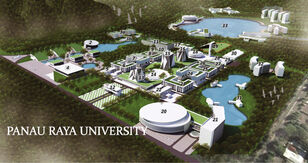 Panau Raya University