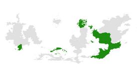 Location of the Community SFR