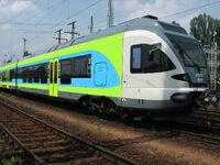 Eastern Blue Line FLIRT (1 of 1)