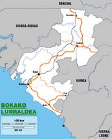 Boké General Map01