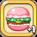 Macaron Burger+1