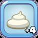 Mocha Delight's Whipped Cream+4