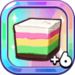 Bouncy Rainbow Rice Cake+6