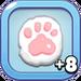 Kitty Paw Marshmallow+8