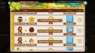Combi Challenge Vampire Cookie