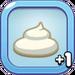 Mocha Delight's Whipped Cream+1