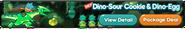 Dino-Sour Egg header