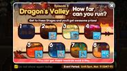 Dragon's Valley How Far Can You Run