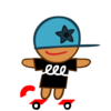 Boarder Cookie