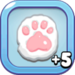Kitty Paw Marshmallow+5